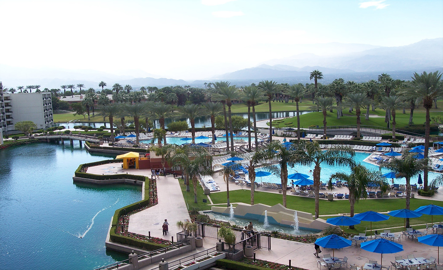 Marriott Desert Springs - Pacific Aquascape International
