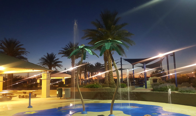 Tropical Breeze Park - Pacific Aquascape International